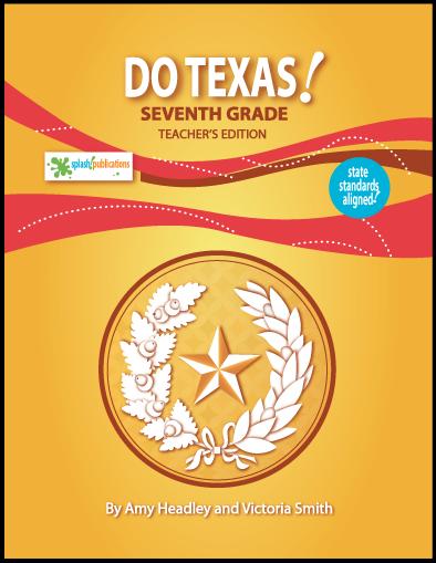 Do Texas 7th Grade Cover