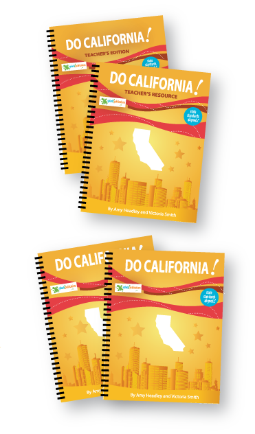 Do California! Homeschool Package