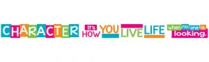 Character It's How You Live ARGUS Banner