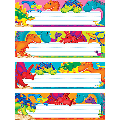 Dino Mite Name Plate Variety Pack