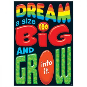 Dream a Size Too Big ARGUS Poster