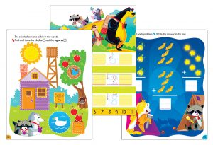 Trend Everyday Math Wipe-Off Book T-94224