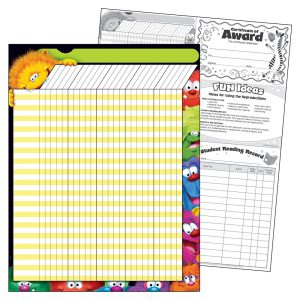 Trend Furry Friends® Incentive Chart T-73340