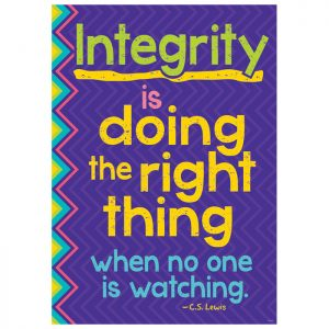 Integrity ARGUS Poster