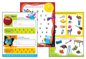 Trend My Alphabet Book Wipe-Off® Book T-94117
