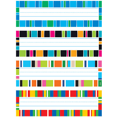 Trend Stripe Tacular Desk Toppers T-69952