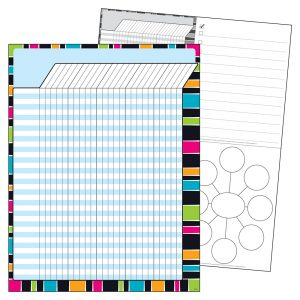 Trend Stripe-Tacular Groovy Incentive Chart T73394