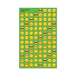 Emoji Cheer Stickers