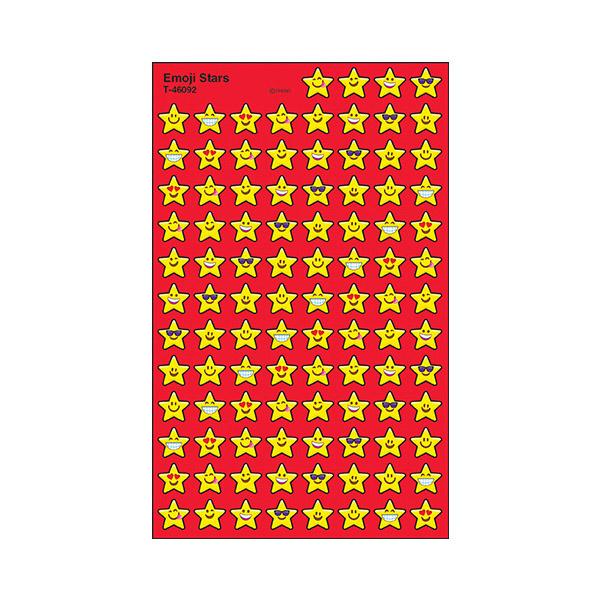 Emoji Stars Stickers