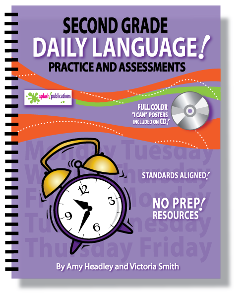 Second Grade Daily Language Practice