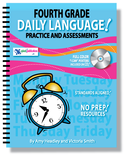 Fourth Grade Daily Language Practice