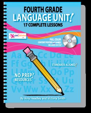 4th Grade Language Unit