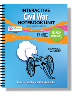 Civil War Interactive Notebook Unit