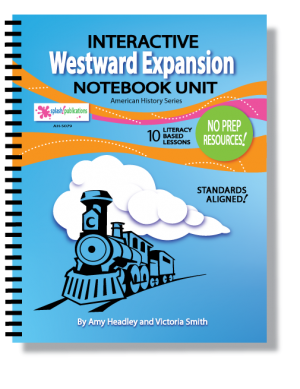 Westward Expansion Interactive Notebook Unit