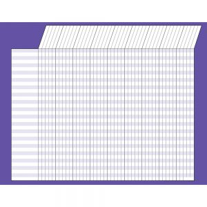 Purple Horizontal Incentive Chart