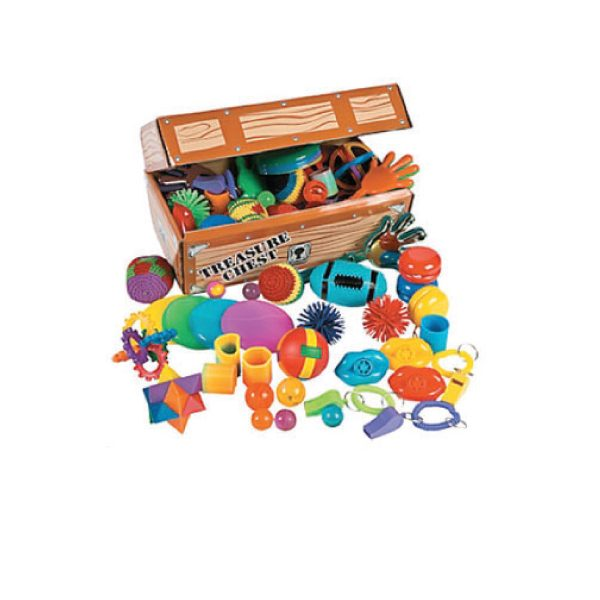 Treasure Chest Toy Assortments