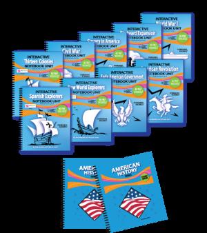 American History Homeschool Bundle